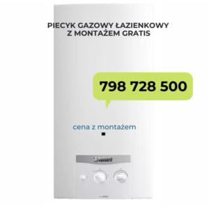 Piecyk gazowy VAILLANT MAG MINI PL 114 18.1kW